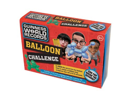 (Guinness World Record Balloon Challenge)