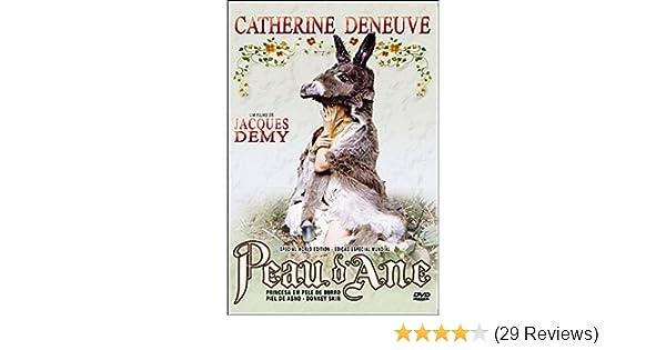 Amazon.com: Donkey Skin, Peau Dâne, Magic Donkey, Pele De Asno, Piel De Asno, Once Upon a Time, La Favolosa Storia Di Pelle Dasino, a Princesa Com Pele De ...