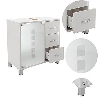 Waschtischunterschrank weiß landhaus  Waschtischunterschrank Holz Weiß | gispatcher.com