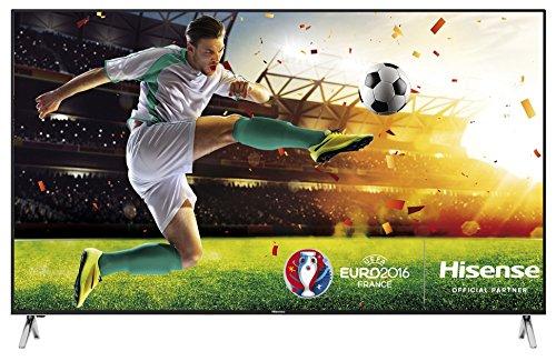 Hisense HE65KEC730 163 cm (65 Zoll) Fernseher (Ultra HD, Triple Tuner, DVB-T2 HD, Smart TV)