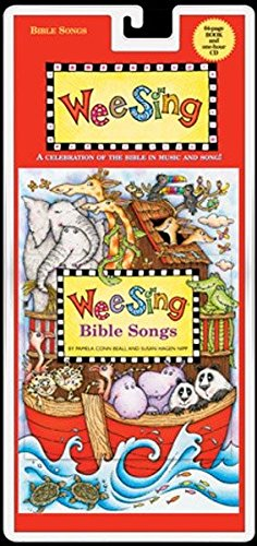 (Wee Sing Bible Songs (Wee Sing) CD and Book)