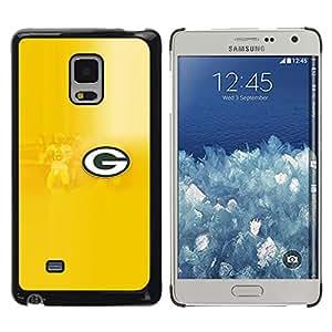 KLONGSHOP // Cubierta de piel con cierre a presión Shell trasero duro de goma Protección Caso - GRAMO - Samsung Galaxy Mega 5.8 //