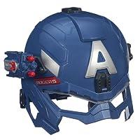 Capitán América Marvel Super Soldier Gear Casco de batalla