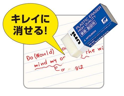 Uni Mechanical Pencil Leads Nano Dia 0.5mm, 8 Colors, 20 leads 8-packs (Total 160 Leads) Japanese Stationery Original Package.(uni05-8color) by Japanese stationery store (Image #5)