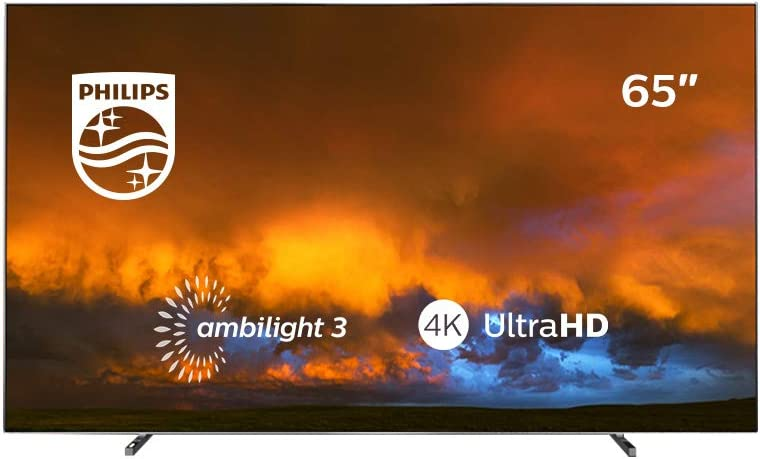 Televisor Philips 65OLED804/12: 2353.4: Amazon.es: Electrónica