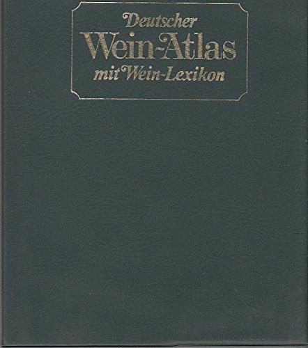 Weinlagen-Atlas mit Wein-Lexikon Deutschland.