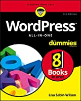 WordPress All-in-One For Dummies, 3rd Edition Front Cover