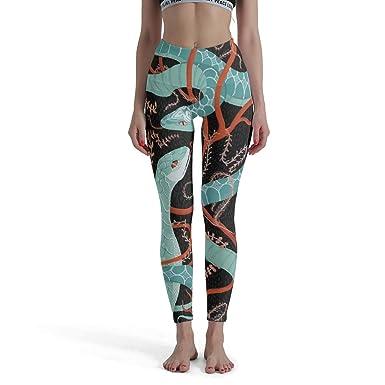 Toomjie Pantalones de Yoga para Mujer con Control de Barriga ...