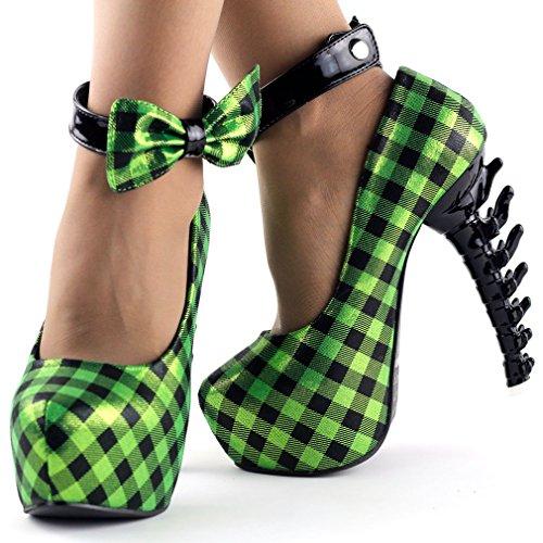 Show Story Classic Elegance vereinfachende Heels damen pumpenLF80619