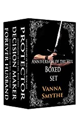 Anniversary of the Veil Epic Fantasy Series Boxed Set (3-Book Bundle: Protector; Decision Maker; Forever Husband)