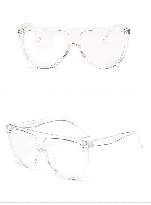 Wang-RX Gafas de sol de las señoras de la moda de las ...
