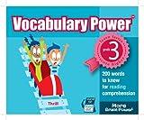Vocabulary Power Grade 3, Audrey Carangelo, 1602140057
