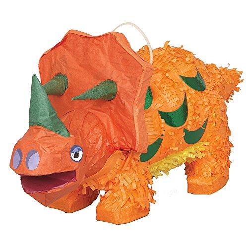 Triceratops Dinosaur Pinata ()