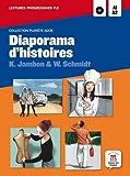 Diaporama d'histoires. Per la Scuola media. Con CD Audio: lecture + CD