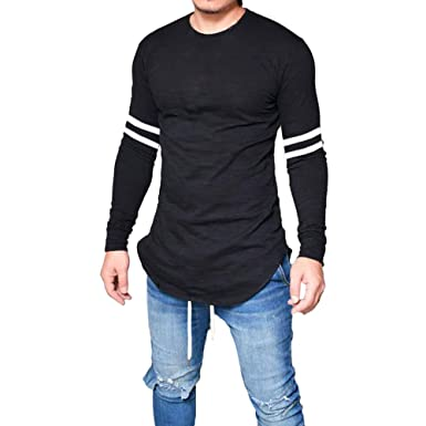 9bddc4da0ee4 Amazon.com  Usstore Striped Casual Shirts