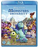 Monsters University [Blu-ray] [Region Free] [UK Import]