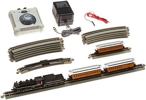 amazon com bachmann industries durango and silverton n scale ready to run electric train set designed for advanced train enthusiast toys games