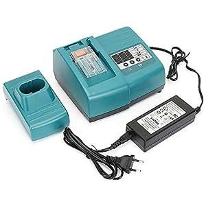 Amazon.com: reexbon batería para Makita Ni-MH Ni-CD batería ...