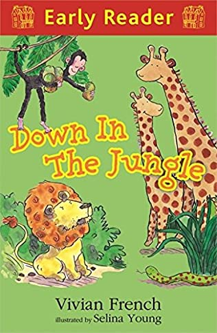 book cover of Down in the Jungle