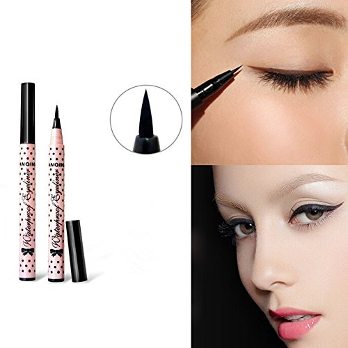 Price comparison product image Gydoxy£¨TM£ Hot Black eye liner Makeup tools accessories Not Dizzy Waterproof Liquid Eyeliner Pencil best quality eyeliner to eye permanent