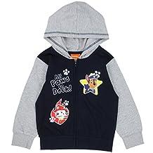 Paw Patrol Little Boys' Toddler Zip Hoodie
