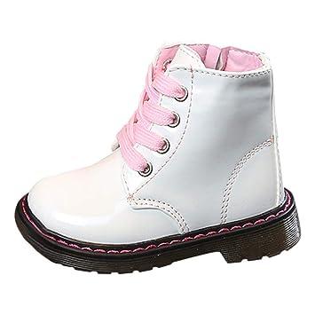 3eb8c1ff7d9d Amazon.com  Autumn Winter Baby Children Warm Martin Sneaker Boots ...