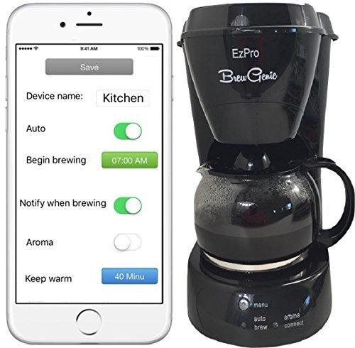 1. BrewGenie BG120 Smart Coffee Maker