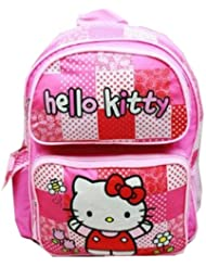 Medium Backpack - Hello Kitty - Pink/Red Box