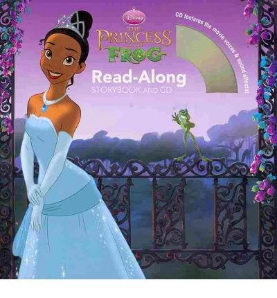 [ [ [ The Princess and the Frog Read-Along W/CD [With Paperback Book] (Disney Princess (Disney Press Unnumbered)) [ THE PRINCESS AND THE FROG READ-ALONG W/CD [WITH PAPERBACK BOOK] (DISNEY PRINCESS (DISNEY PRESS UNNUMBERED)) ] By Howard, Terrence ( Author )Jul-20-2010 Compact Disc (Terrence Howard The Princess And The Frog)