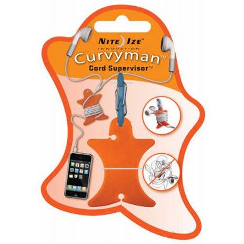 Nite Ize Curvyman Supervisor Orange