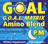 GOAL-GOAL-MATRIX-Amino-Acids-Blend-PM-120-Capsules-Best-NO-Supplement-Tablets-L-Glycine-L-Ornithine-L-Arginine-L-Lysine-Combination-Anti-Aging-Blend-Nitric-Oxide-Boosters-for-Men-and-Women