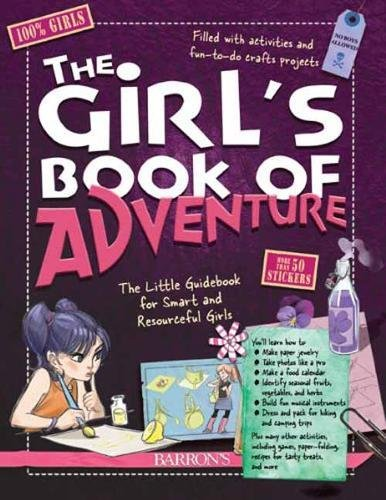 The Girl's Book of Adventure