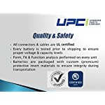 "UPC RBC43 Replacement Battery Pack for UPS Models 12 Buy only Genuine UPC Products! Products manufactured by UPC says ""Ships from and sold by Amazon.com"" or ""Ships from and sold by UPC"" only! Sealed and leak-proof battery made in America. Operating Elevation : 0-10000feet ( 0-3000meters ) Plug & Play with expected battery life of 3-5-years"