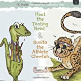 img - for Hoot the Tooting Newt & Sunita the Athlete Cheetah book / textbook / text book