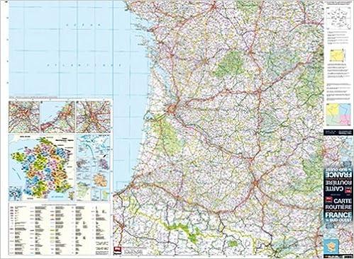 carte-routiere-sud-ouest