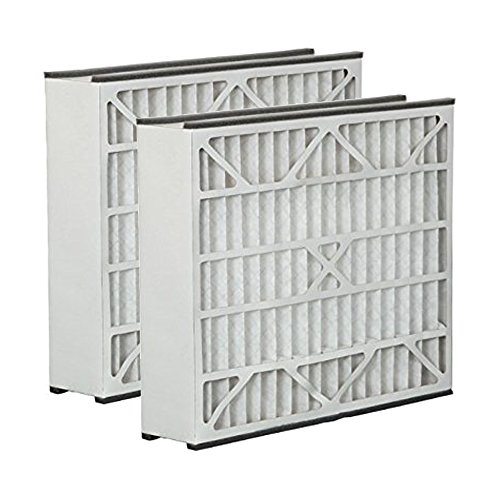 Tier1 Replacement for Trion Air Bear 20x25x5 MERV 11 259112-102 & 255649-102 Air Filter 2 Pack
