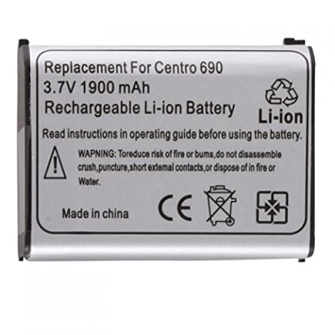 Wireless Xcessories Li-Ion Battery for Palm Centro 685/690 (Palm Centro 690)