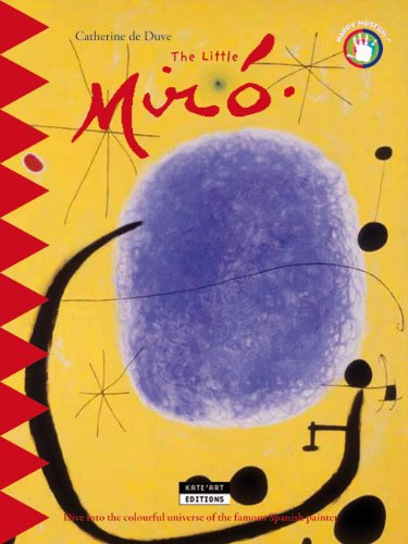 Download The Little Miro: Dive into the Colourful Universe of the Famous Spanish Painter pdf