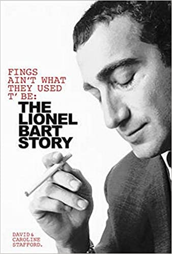 Amazon | Fings Ain't Wot They Used T'Be: The Life of Lionel Bart |  Stafford, David | Musicals