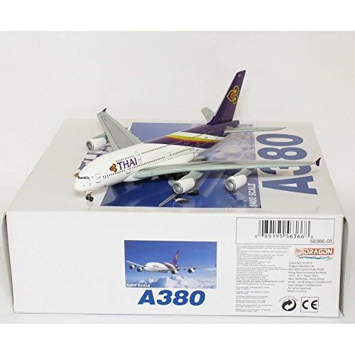 1/400 A380 タイ国際航空 HS-TUA 56366