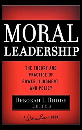 do leaders have moral obligations essay