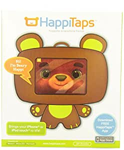 Infantino HappiTaps Plush and Huggable cover, Brown (Discontinued by Manufacturer)