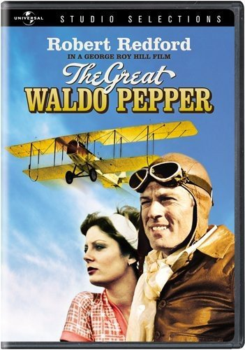 DVD : The Great Waldo Pepper (Widescreen, Dolby)