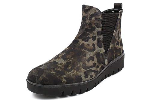 gabor sandalen silber, Damen Stiefeletten Gabor Ankle Boot