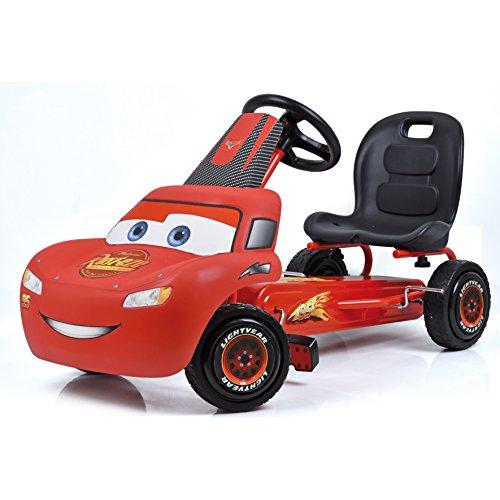 Hauck Disney Lightning McQueen Pedal Go Kart