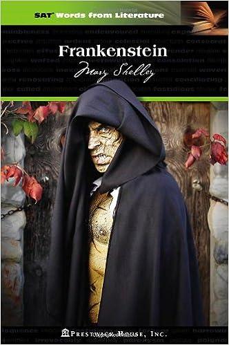 Frankenstein - SAT Words from Literature