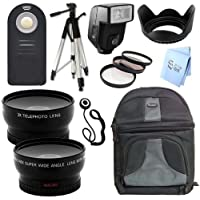 Ultimate PLUS Accessory Package for Nikon D7000 and D7100 Digital SLR Cameras