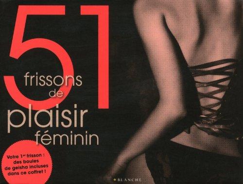 Coffret 51 frissons de plaisir féminin