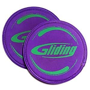 Gliding Disc's - hardwood floor (Gliding Disc's only) Original sliding Disc's by Gliding Disc
