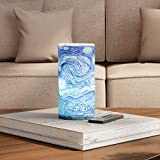 Lavish Home LED Starry Night Candle with Remote